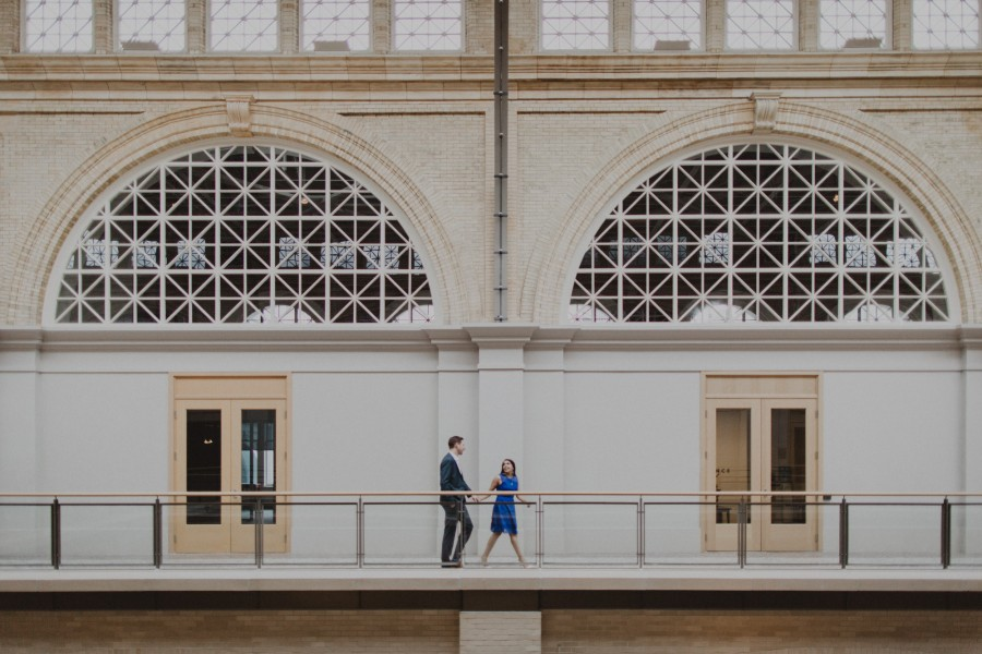 Ferry Building Engagement