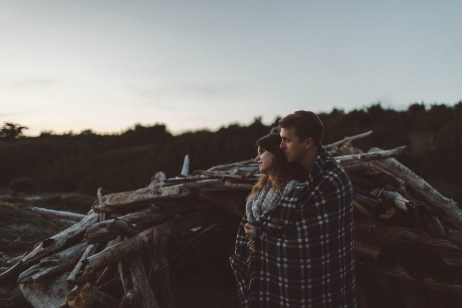 Andrew Molera State Park Engagement