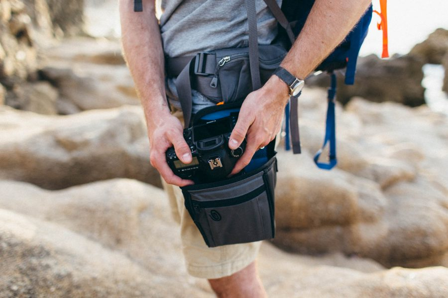 Backpacking With A Camera