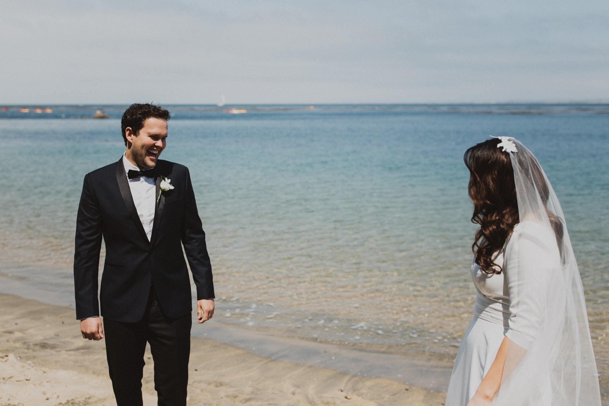 Big Sur Wedding at the Big Sur Grange // BRANDON SCOTT PHOTO CO.