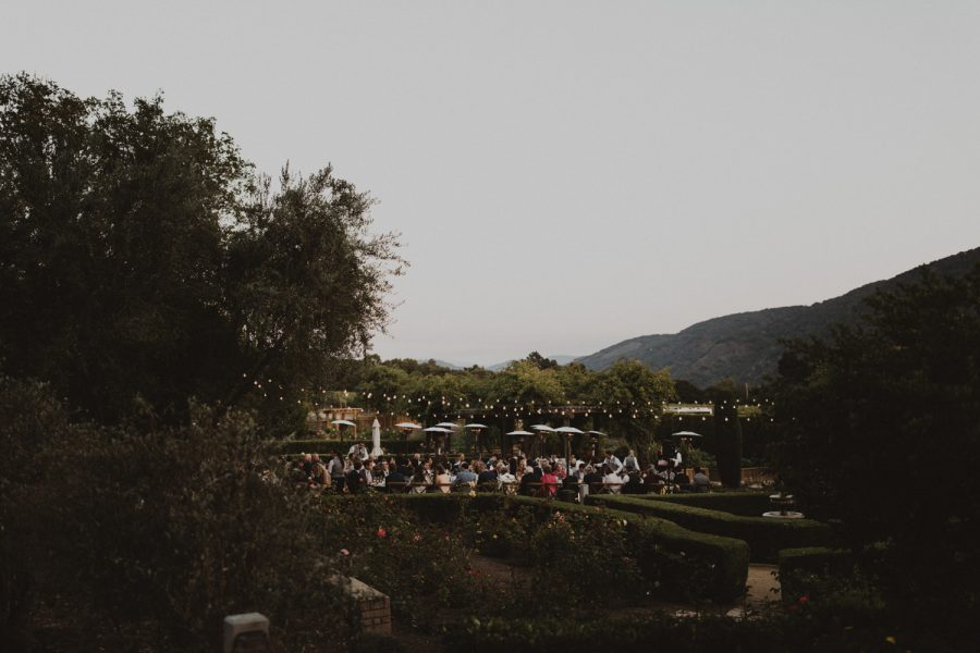 Summertime Bernardus Lodge Wedding
