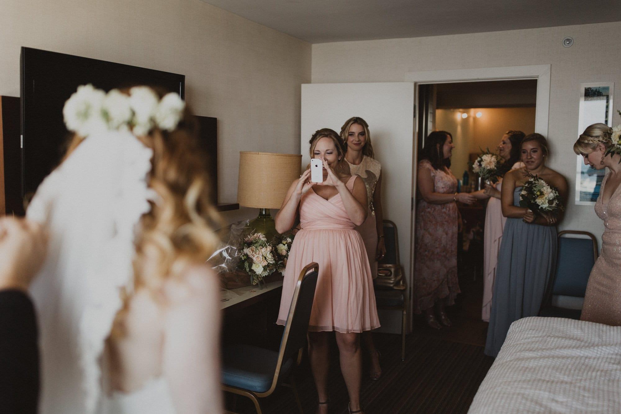 Santa Cruz Dream Inn Wedding 21