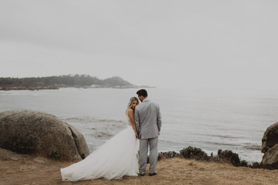 Pebble Beach Private Estate Wedding