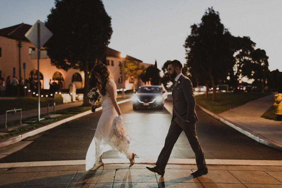 Liberty Station Wedding
