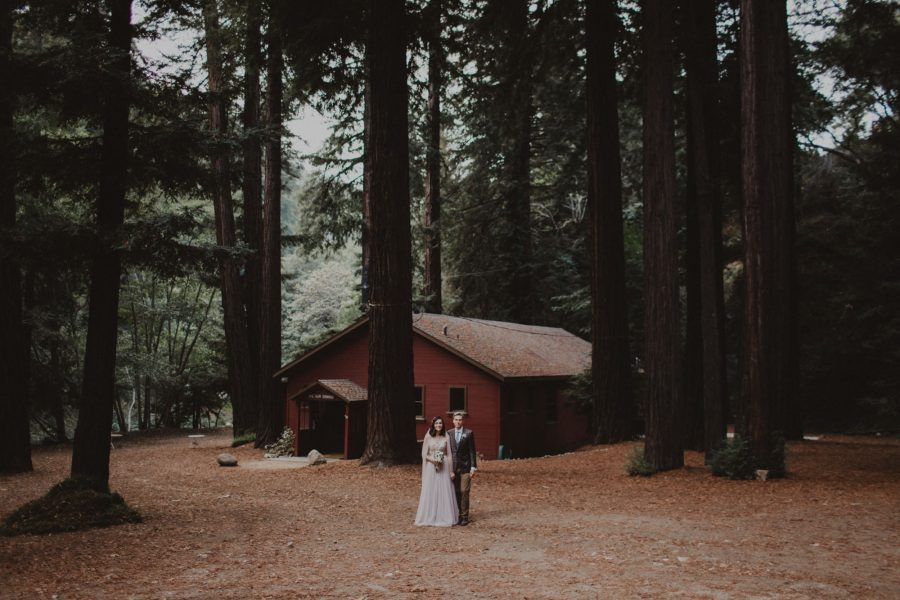 Married Among the Redwoods