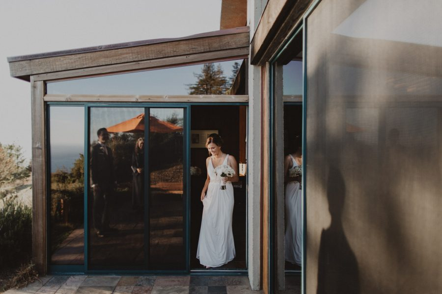 Sunset Elopement at Post Ranch Inn