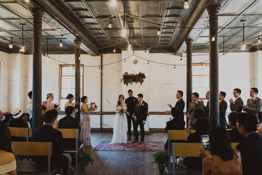 Whimsical Marin Headlands Wedding