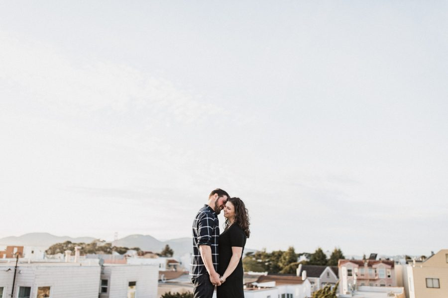 San Francisco Rooftop Engagement