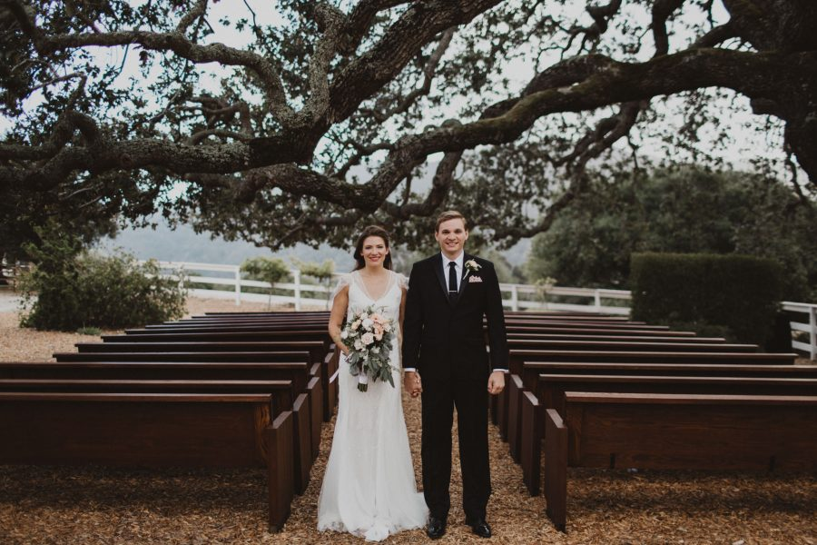 Carmel Valley Wedding at Los Laureles Lodge