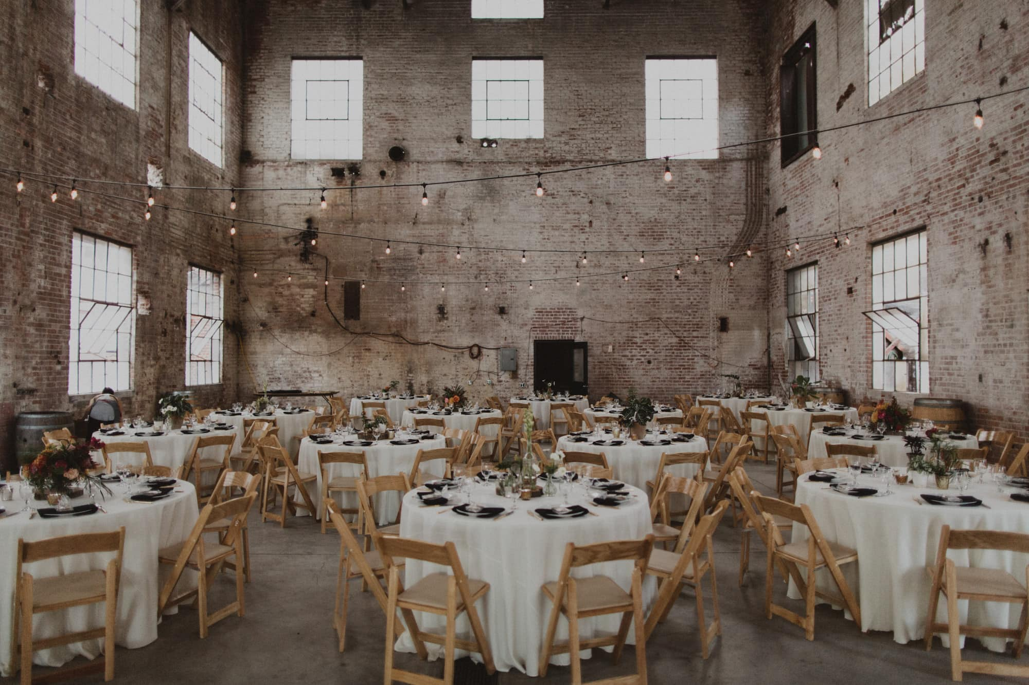 Old Sugar Mill Wedding Brick Venue
