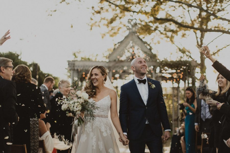 Whimsical Philadelphia Wedding at Terrain