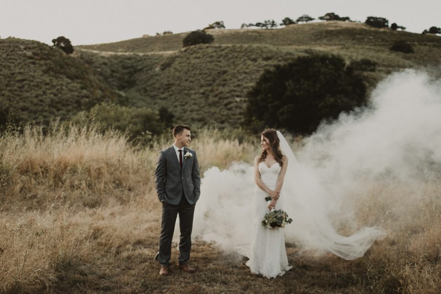 Summer Ranch Wedding