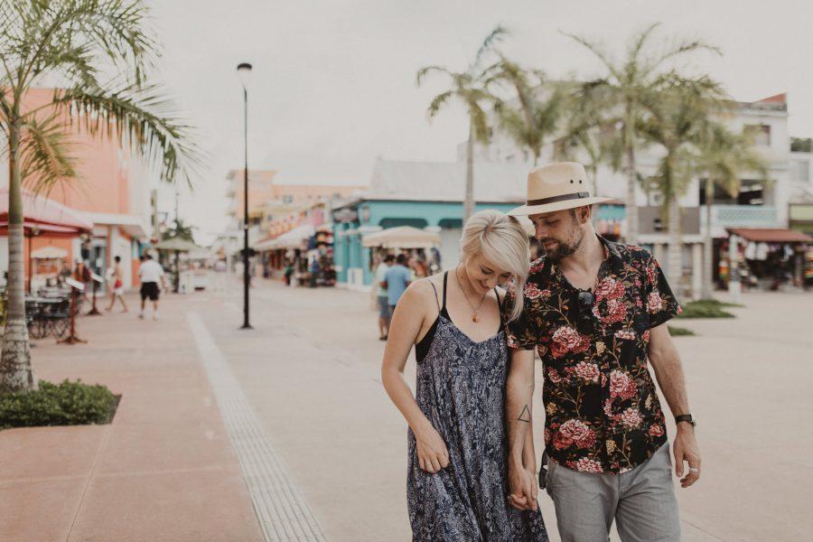 Heartbeats in Cozumel