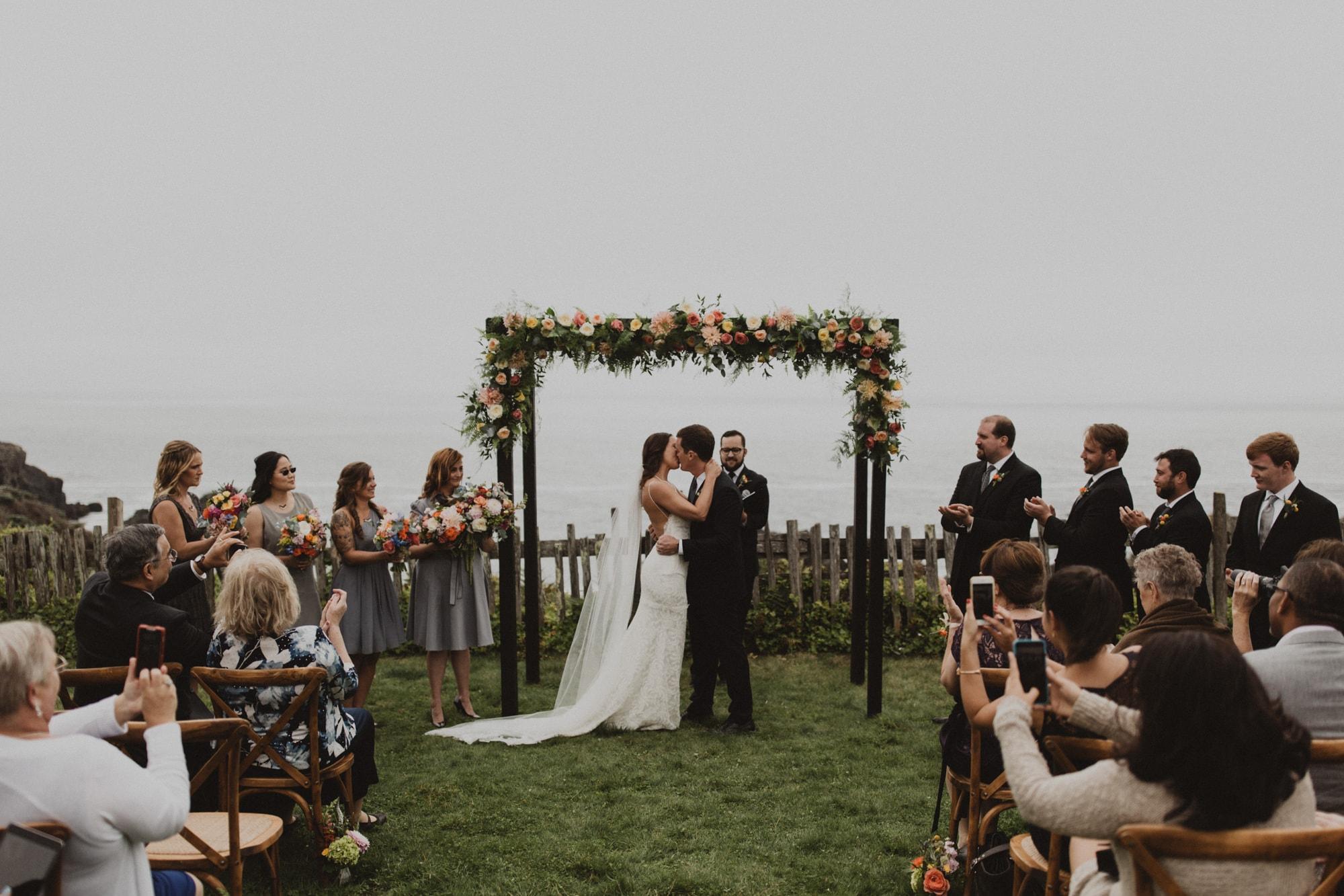 Sea Ranch Lodge Wedding 084