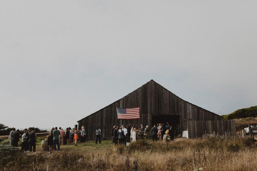 Sea Ranch Wedding  on the Mendocino Coast