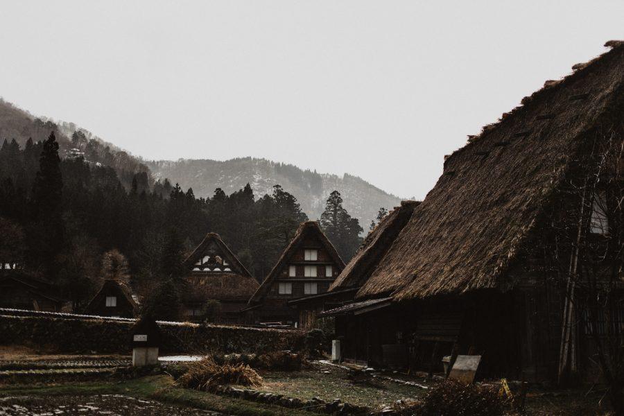 Japan - Day Three - Traveling in Hida