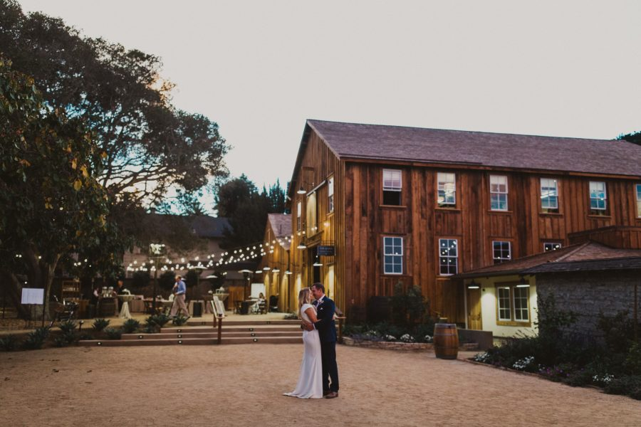 The Barns at Cooper Molera Wedding