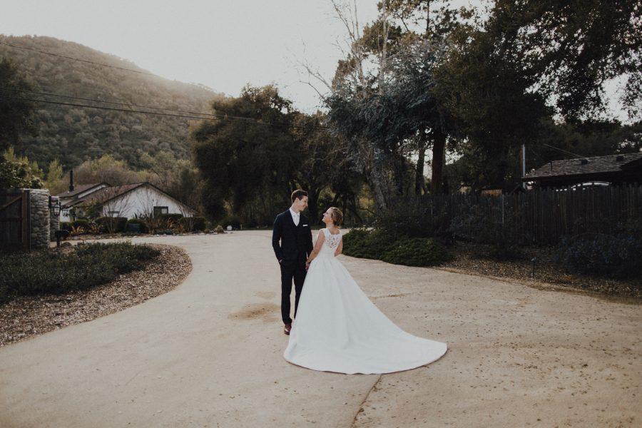 Carmel Valley Wedding at Gardener Ranch