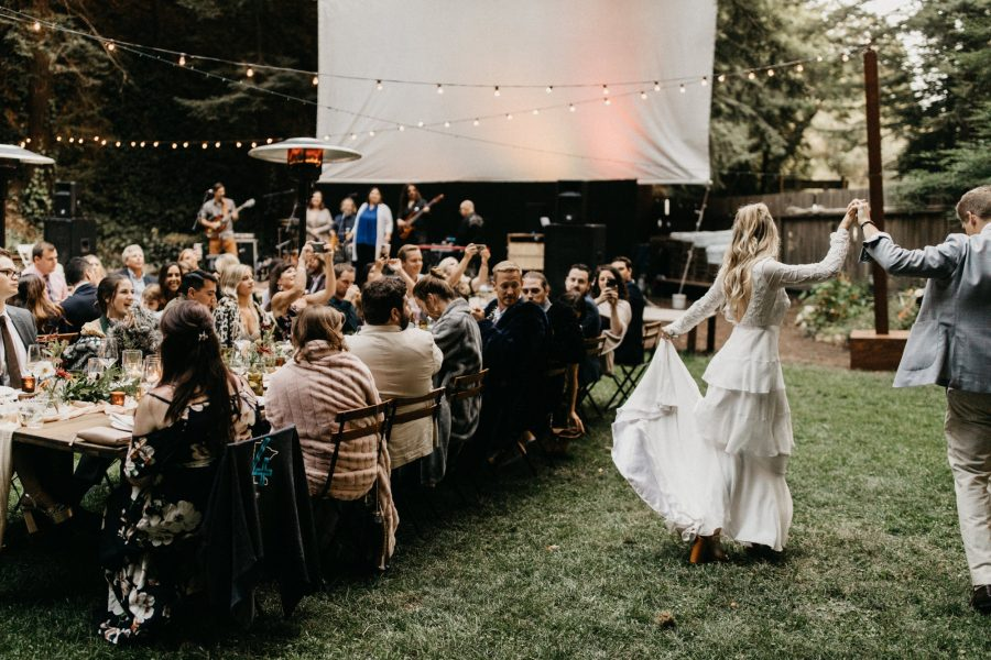 Big Sur Wedding at Henry Miller Library
