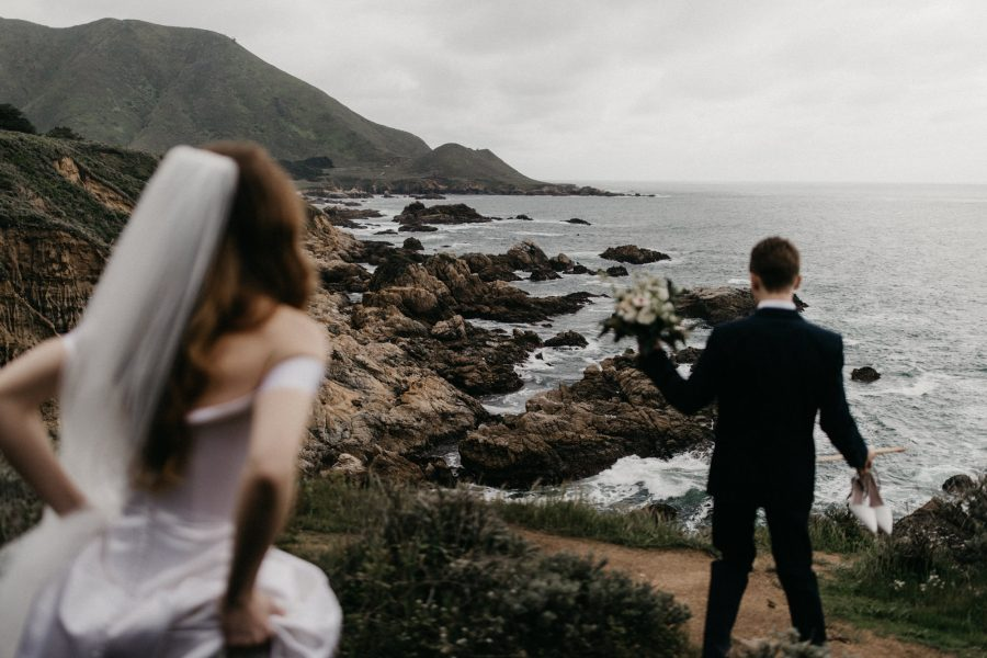 Intimate Wedding in the Age of Covid