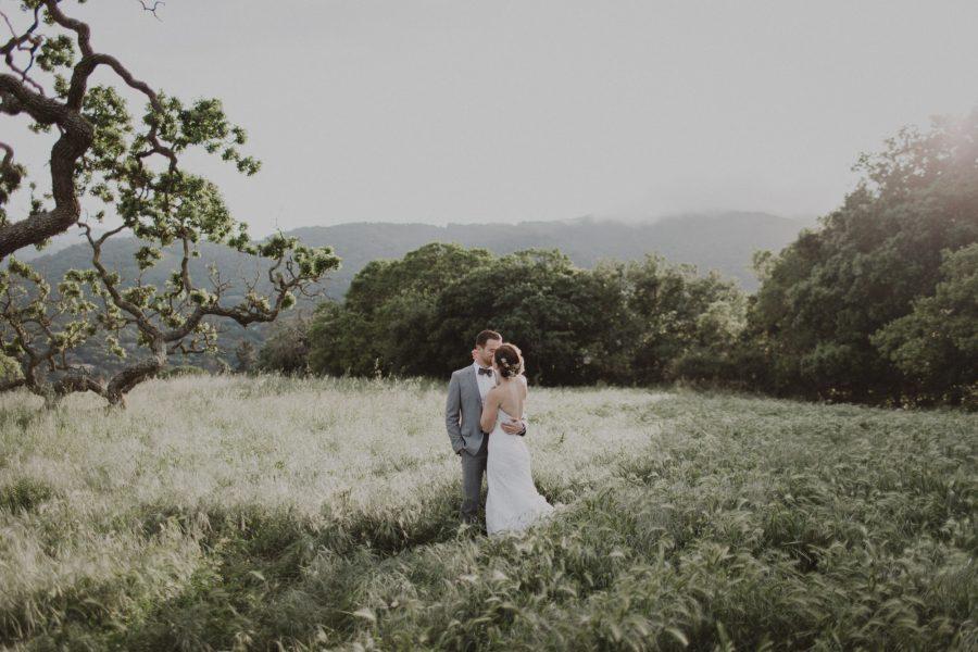 Carmel Valley Wedding at Holman Ranch