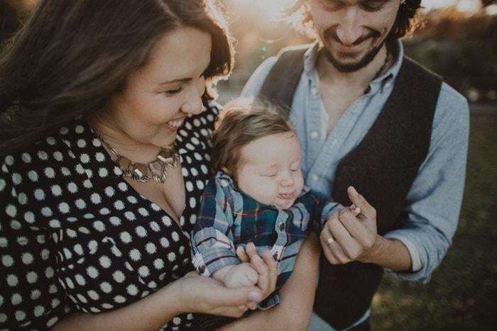 The Henderson Family